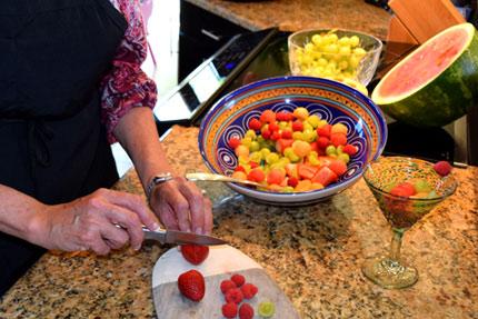 Nutrition Training in New Mexico, Colorado, Texas and Arizona.